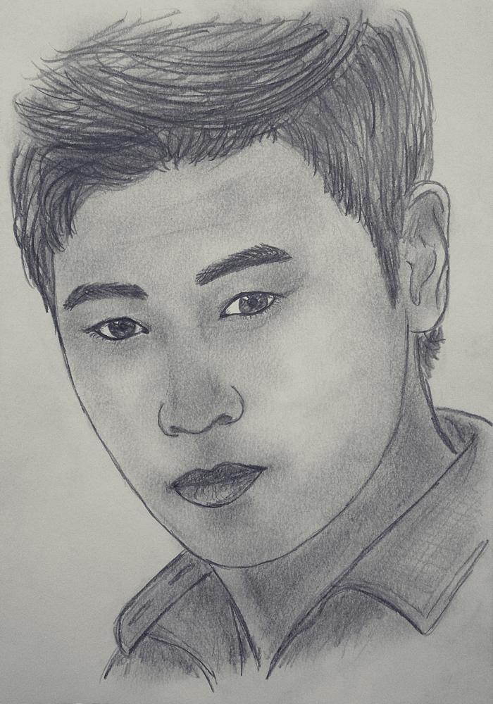 Lee Hong Ki by kendzik